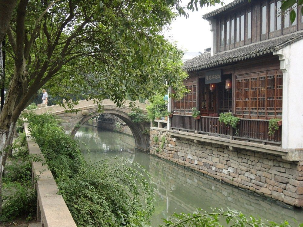 Canales Suzhou