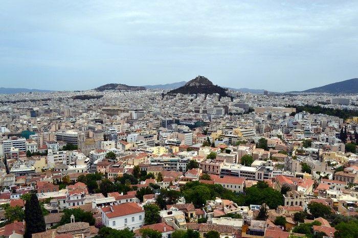 Atenas la capital de Grecia