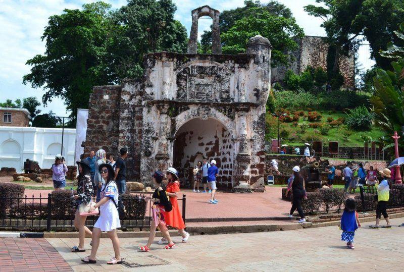 Puerta de Santiago Malaca