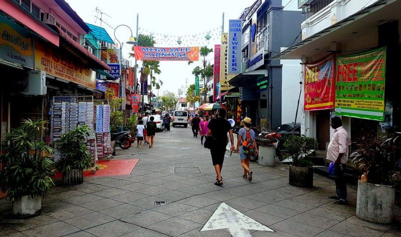 Little India Georgetown