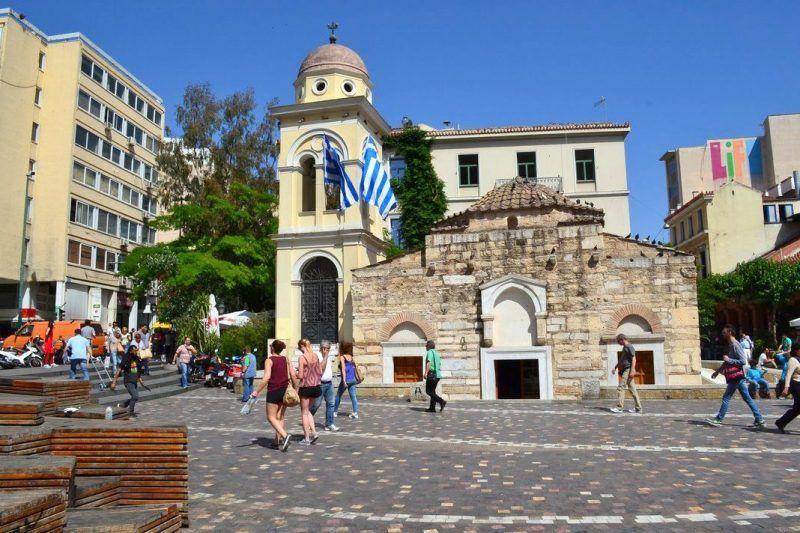 La mejor época para viajar a Atenas