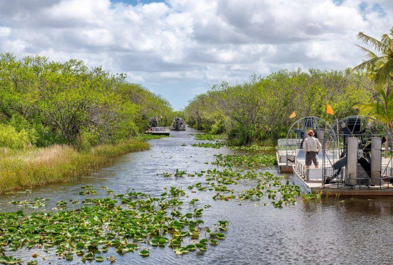 Parque Natural de los Everglades