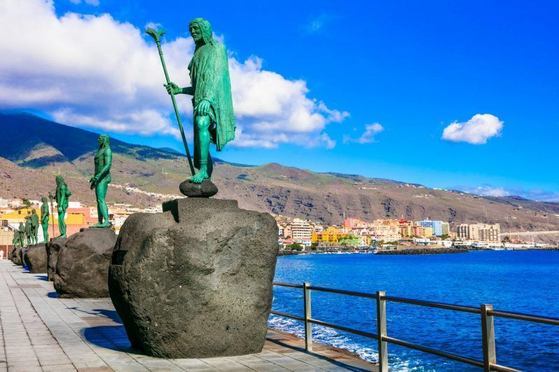 Candelaria, Guanches
